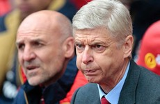 Wenger fails to rule out England move