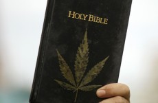 Holy drugs: woman tries to smuggle narcotics in hollow Bible