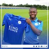 Leicester pave the way for Kante's exit by signing French midfielder