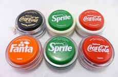 Mastering the Coke and Fanta yoyos was one of Irish childhood's key skills