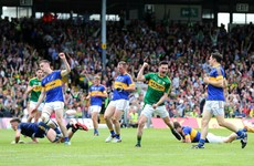 5 goals in Munster final as glory goes to Kerry with win over Tipperary in Killarney