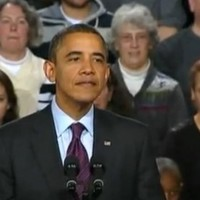 Watch: Obama speech interrupted by Occupy group