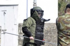 Two viable explosive devices made safe in Dublin