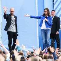 'I'm sorry, but Messi has to stay in Barcelona' - Guardiola unveiled to Man City fans