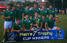 Ireland book place among sevens elite with Rugby Europe Trophy win in Prague