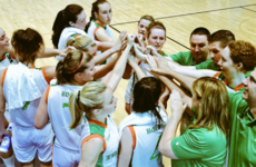 Ireland mark return to European competition with silver medal