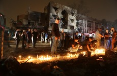 "Iraq president vows to ""punish"" attackers who killed 119 in suicide blasts"
