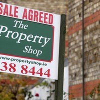 The average asking price for a house in Dublin city is now €314,311