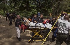 "Central Park explosive device that ""severely damaged"" man's leg wasn't meant to hurt people - police"