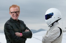 Chris Evans is leaving Top Gear