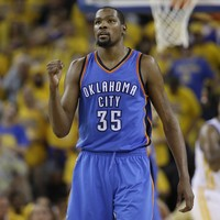 The Warriors just got a hell of a lot harder to beat: Kevin Durant goes west on $54 million deal