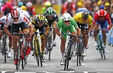 Cavendish points the finger at Froome for bringing danger to tight sprint finishes