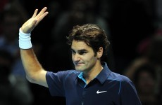 Federer routs Nadal to reach ATP semis