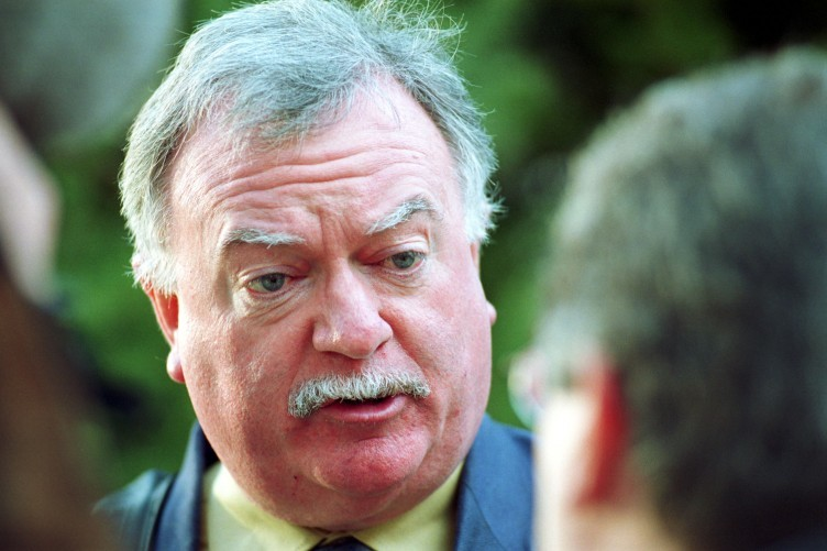 File photo of Joe O'Toole.