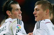 Gareth Bale: 'I remember Toni Kroos saying we'd only have three games here'