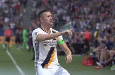 Robbie Keane caps return from Euro 2016 with stunning goal for LA Galaxy