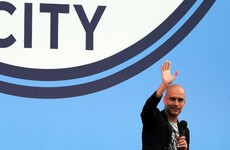 Pep Guardiola reveals he almost joined Man City a decade ago