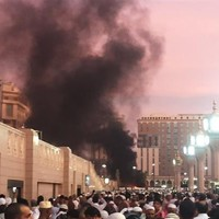 Muslim leaders condemn suicide bombs in Saudi Arabia, including one at holy site