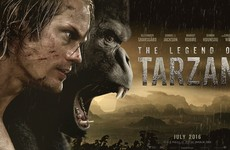 Here's how the Legend of Tarzan was made without a single live animal