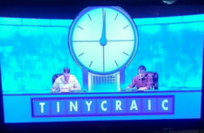 Today's Countdown just delivered the perfect Irish insult