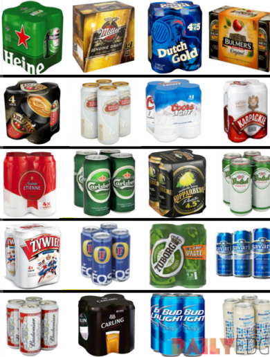 The Definitive DailyEdge.ie Hierarchy of Bag-of-Cans Beers
