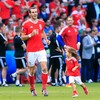 Uefa not happy about Bale daughter on pitch