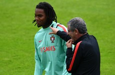 I'm 61 and Sanches is 18 - Portugal coach slams age slur