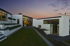 Panoramic views (and no wolves) at this Wicklow mansion