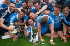 Strong second-half showing sees Dublin lift U21 hurling title for first time since 2011
