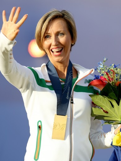 Better late than never! Olive Loughnane finally receives 2009 World Championship gold