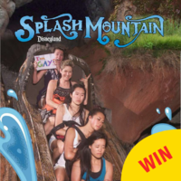 This teenager came out to her family while on a Disneyland rollercoaster