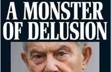 """Shamed"", ""mournful"" and ""a monster of delusion"" - Tony Blair is back on the front pages"