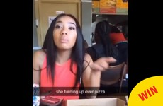 Anyone who hates sharing food will relate hard to this girl's gas rant to her boyfriend