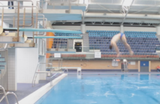 We took to the diving board with a Team Ireland star at the National Aquatic Centre