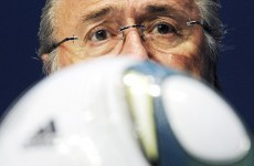 Sepp Blatter racism controversy is 'closed' ... says Sepp Blatter