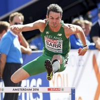 Ireland's Barr and Gregan miss out on final places at European Championships