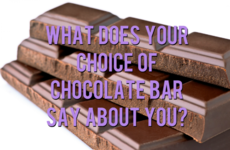 What Does Your Choice of Chocolate Bar Say About You?