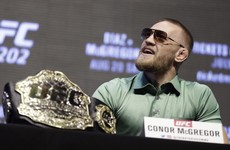 McGregor expects trilogy fight with Diaz but not before he defends his featherweight title