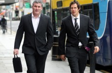 Mike McCarthy handed two-week ban for high tackle on Vincent Clerc