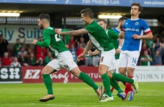 Maguire penalty ensures Cork City progress past Linfield in Europa League