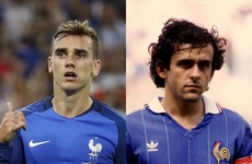 Griezmann channels Michel Platini in 1984 and more Germany v France talking points