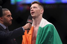 Joseph Duffy looked superb as he took just 25 seconds to win at UFC Fight Night 90