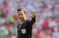Football's favourite lip-licker Mark Clattenburg to referee Euro 2016 final