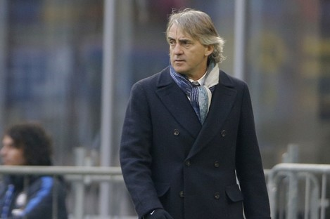 Mancini has managed five club sides in three different countries.