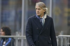 Roberto Mancini ready to throw his name in the hat for England job - reports