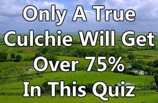 Only A True Culchie Will Get Over 75% In This Quiz