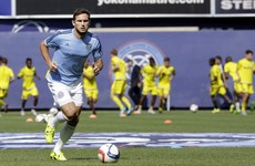 It's taken an eternity but 38-year-old Frank Lampard is finding form in Major League Soccer