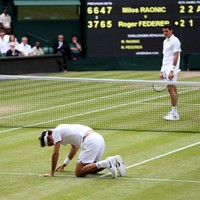 The Fed Express is derailed! Raonic stuns Federer to reach Wimbledon final