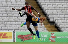 Cherrie the hero as Bray frustrate Bohs on a night of missed chances