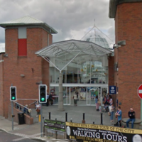 Mystery man threw cash at shoppers in Derry Shopping Centre